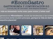 EcomGastro, cita gastronomía comunicación Coruña