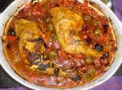 Pollo mediterráneo Jamie Oliver