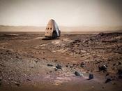 Elon Musk quiere mandar cápsula Dragon Marte 2018