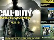 Filtrada imagen rumoreado Call Duty: Infinite Warfare