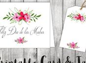 FREEBIE Happy Mother's Card Imprimibles Digitales.