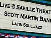 Scott Martin Band Live Saville Theatre