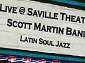 Scott Martin Band Live Saville Theatre