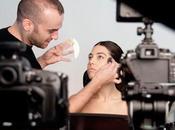 Tips básicos para fotógrafos: Cómo maquillar modelos sesión fotográfica, maquilladora