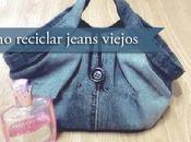 Como reciclar jeans viejos
