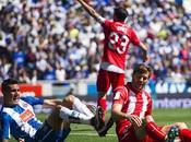 Espanyol Sevilla. Solo quiso ganar equipo