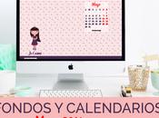Fondos pantalla Calendarios imprimibles Mayo 2016
