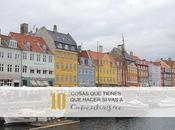 cosas tienes hacer Copenhague