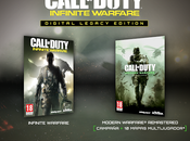 ediciones especiales Call Duty: Infinite Warfare