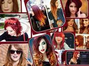 tonos pelirrojos pelo 2017: tendencias fotos
