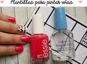 Plantillas para pintar uñas