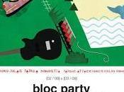 Donostia Kutxa Kultur Festibala 2016: Bloc Party, !!!, Young Fathers, Local Natives, Belako, Berri Txarrak, Neuman, L.A...