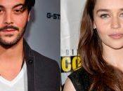 Jack Huston Emilia Clarke compartirán cartel 'Above Suspicion'