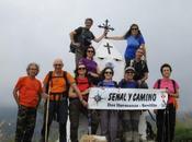 club Señal Camino desplazó localidad Frigiliana