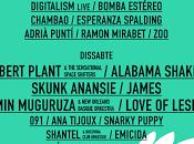 Cruilla Barcelona 2016: James, Seeed, Shantel Bucovina Club Orkestar, Emicida, Egon Soda...
