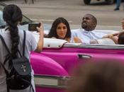 Paseo familiar Habana Kardashian Kanye West (+FOTOS)