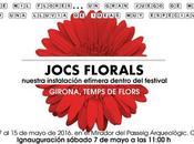 """Vive nosotros festival """"Temps Flors"""""""