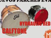 Nuevos parches evans hydraulic calftone