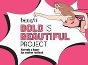 Bold Beautiful, cejas solidarias Benefit