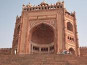 Fatehpur Sikri- capital abandonada