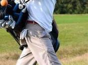 Golf meditación contra espina bífida