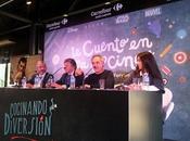 Cuento Cocina Disney Ferran Adrià, compromiso gastronomía familia