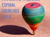 Premio Espiral Edublog ¡¡Somos finalistas!!