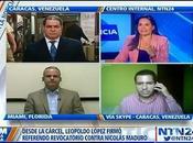 Florido salió florero cabeza: Sobre debate NTN24.