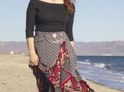 Look Falda Vuelo- Flowy Skirt Outfit
