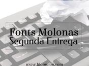 Fonts Molonas Segunda Entrega
