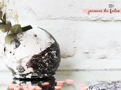 #DIY: Jarrones-globo mármol