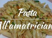 Receta Pasta Al'amatriciana para almuerzo