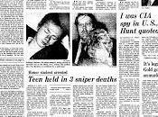 Masacres estudiantiles (x): tiroteo instituto olean