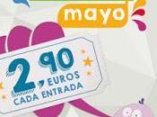 "Vuelve Fiesta Cine"" nuestras carteleras!!!"