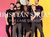 Colección tallas grandes Christian Siriano para Lane Bryant