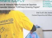 "Curso: ""Valoración Físico-Funcional Deportista discapacidad intelectual ""FUNFitness Screening Program"""