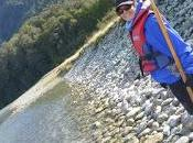 Funyaks dart river