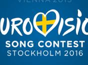 semifinal eurovisión 2016