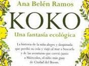 Koko fantasía ecológica Belén Ramos