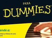 Libro Piano para Dummies