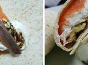 Receta express: Mission Wraps salmón setas