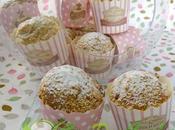 Muffins plátano coco