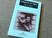 *Días hambre Delphine Vigan*