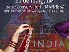 Danza Bollywood para Fundación Vicente Ferrer- Gala Somnis D'Hathor