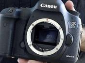 Canon Mark III: toma contacto