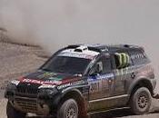Dakar 2011: apareció Peterhansel