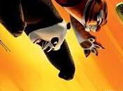 Curioso cartel promocional 'Kung Panda español