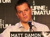 """Haré otro Bourne Paul Greengrass"". Matt Damon"