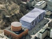 biblioteca pública Estocolmo