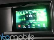 Nuevos datos sobre hardware BlackBerry PlayBook